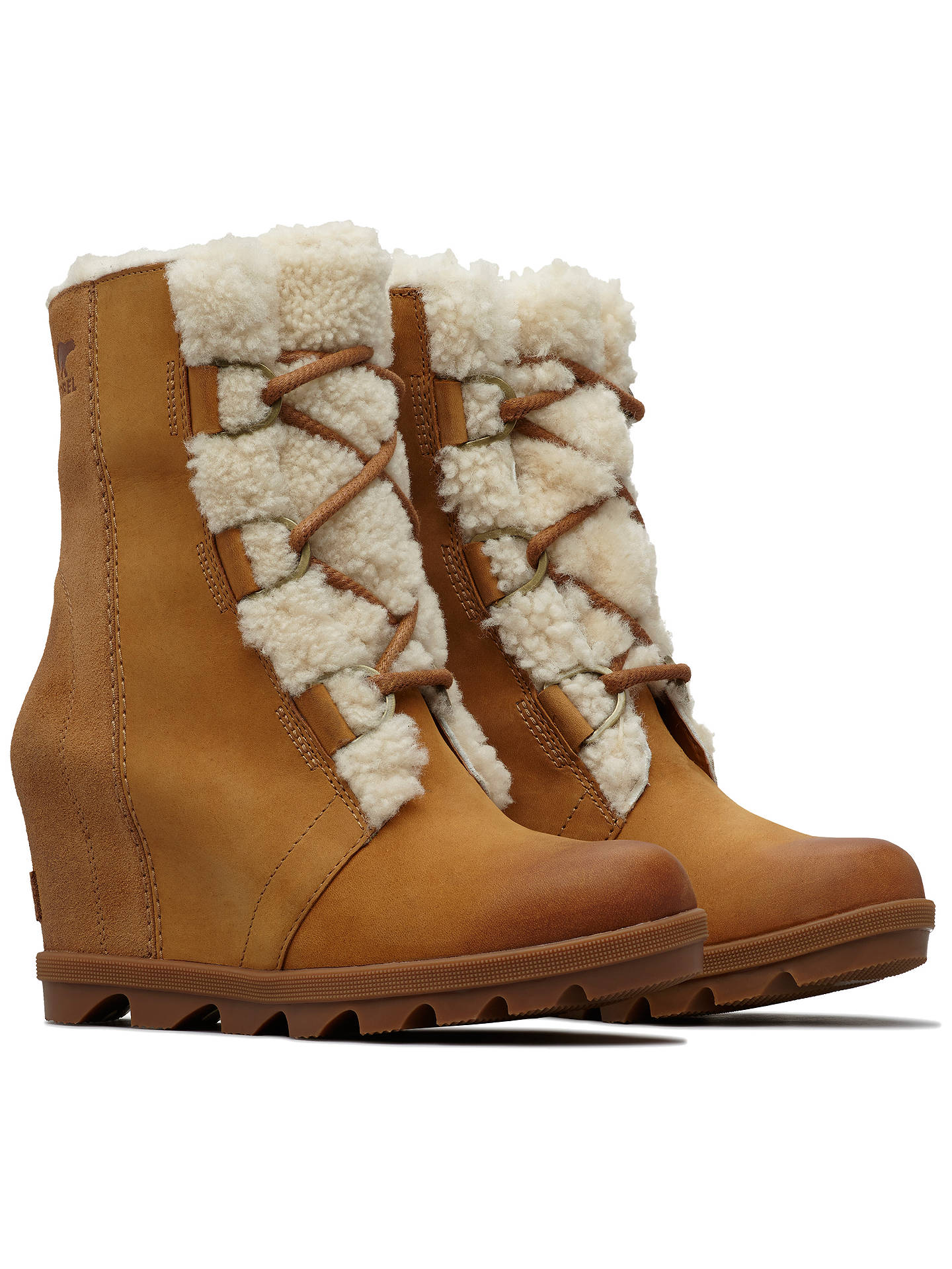 0f2a3f0a809 ... Buy Sorel Joan Of Arctic Wedge Heel Ankle Snow Boots