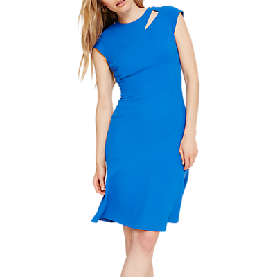 Damsel in a Dress Rosa Tailored Dress, Cobalt