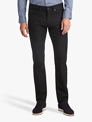 BOSS Delaware Slim Fit Jeans, Open Blue