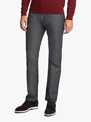 BOSS Maine Regular Fit Jeans, Black
