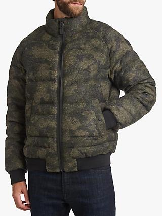 BOSS Ocamo Puffer Jacket, Dark Green