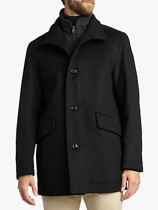 BOSS Coxtan Coat, Black