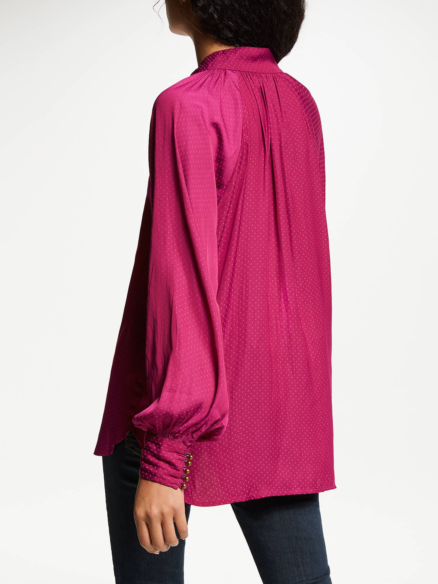 BuyAND/OR Ivy Blouse, Pink, 10 Online at johnlewis.com