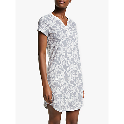 John Lewis Milly Floral Cotton Nightdress c6d3c8618