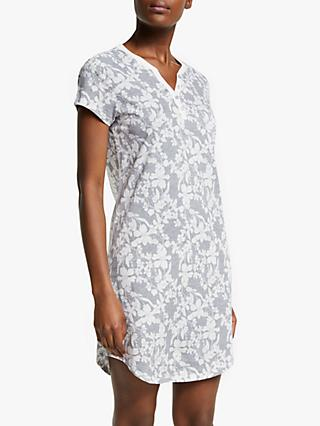 fcc132ee8d John Lewis   Partners Milly Floral Cotton Nightdress