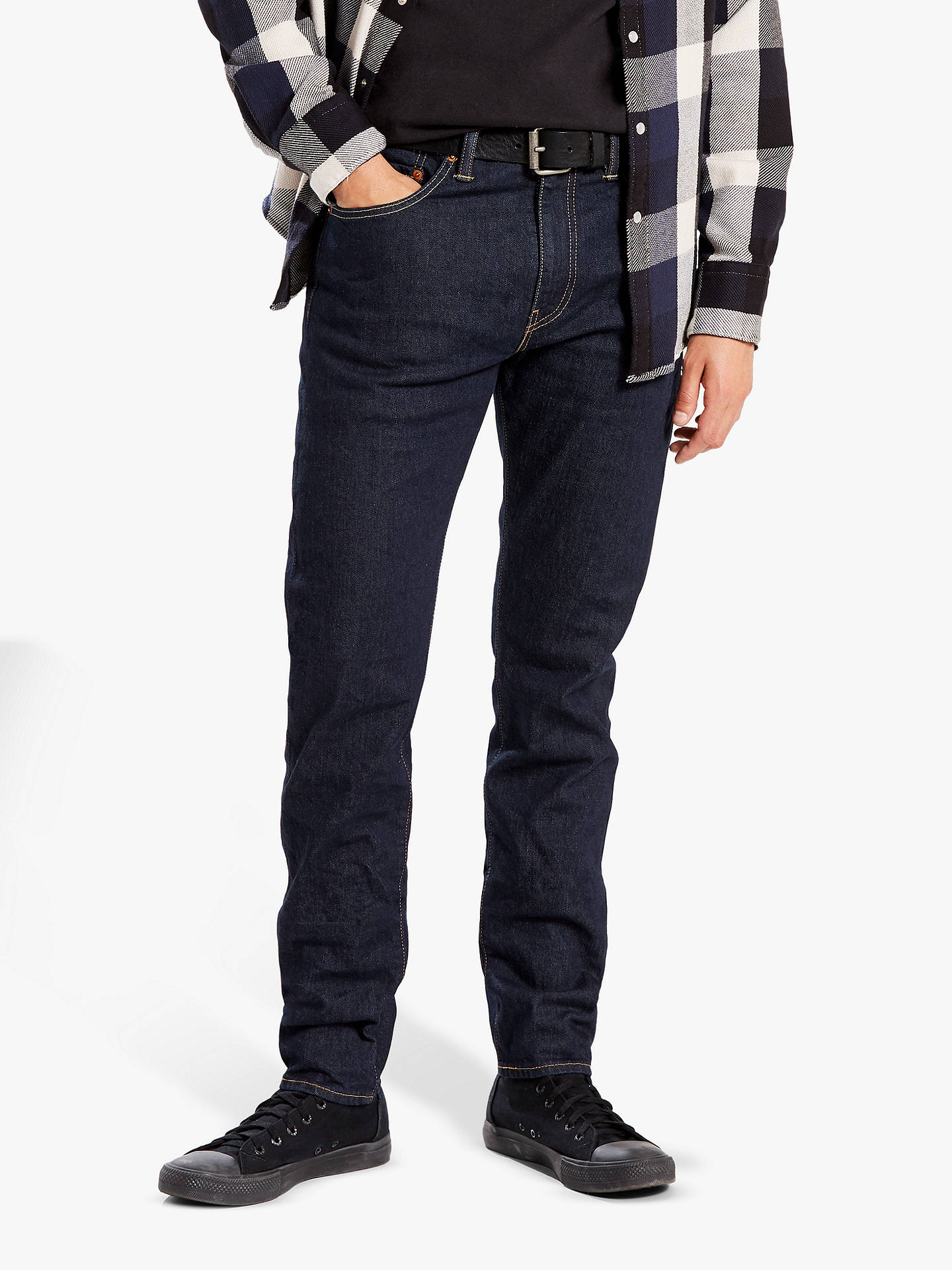 Levi S 512 Slim Tapered Jeans Rock Cod At John Lewis