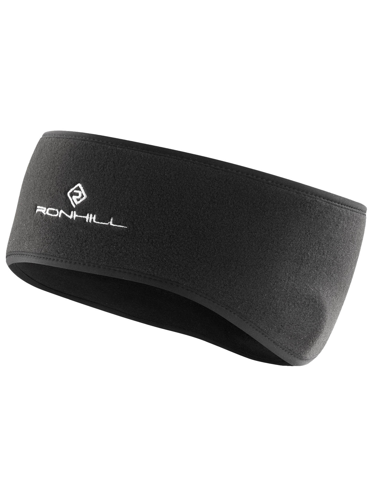 BuyRonhill Run Headband, Black, M/L Online at johnlewis.com