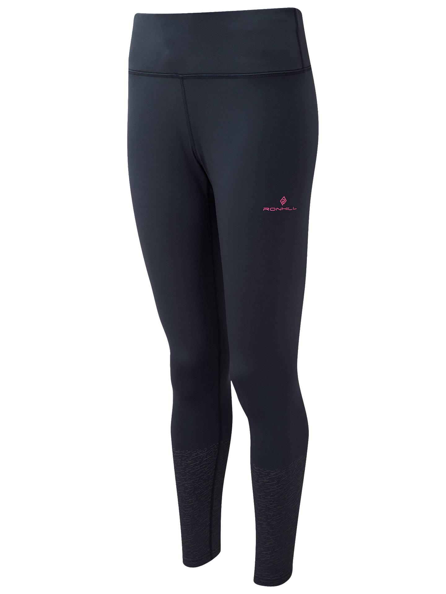 BuyRonhill Afterlight Running Tights, Deep Navy, 8 Online at johnlewis.com