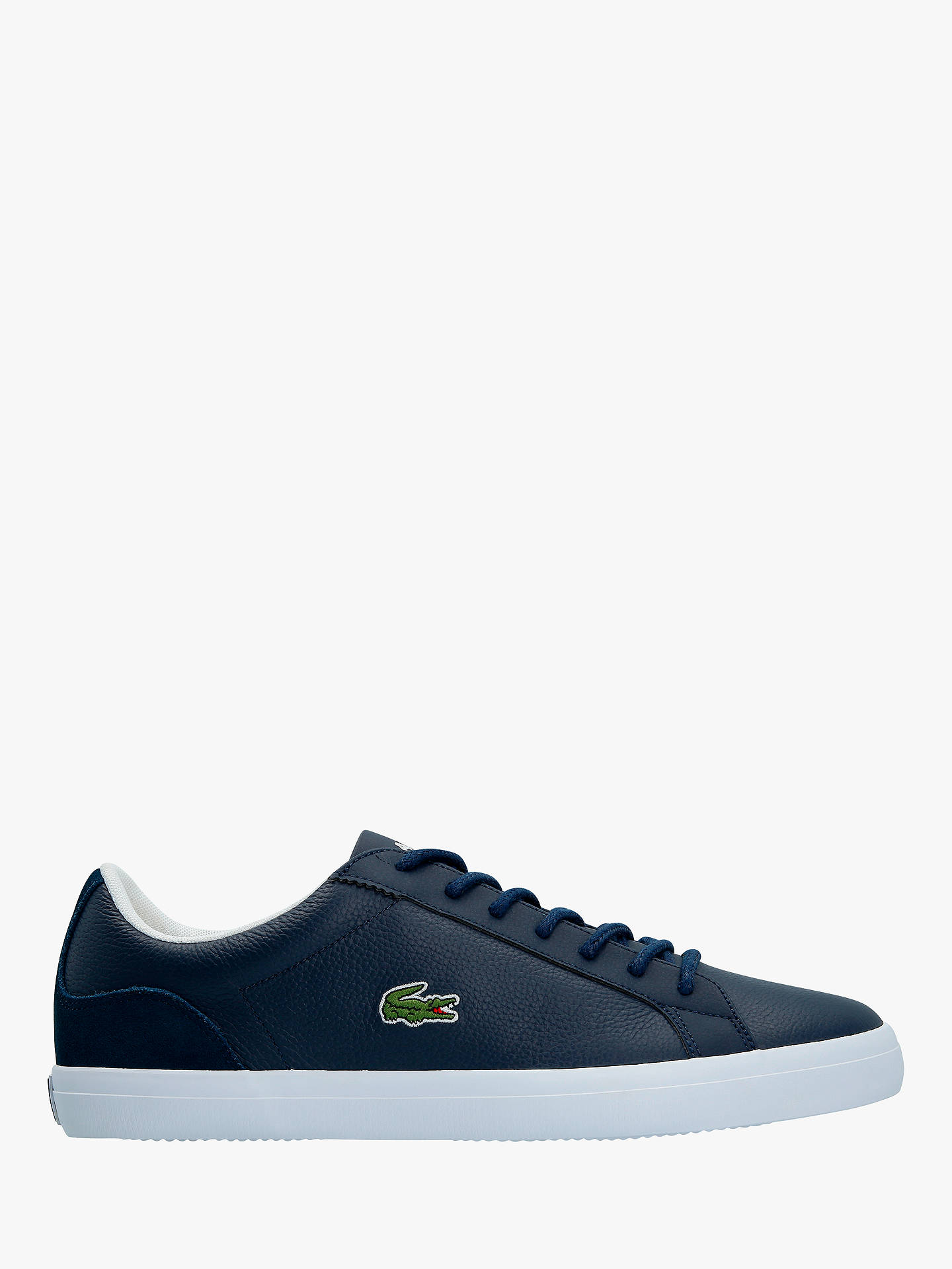966146f8d854c2 Lacoste Lerond Trainers at John Lewis   Partners