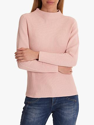Betty Barclay Funnel Neck Ribbed Jumper