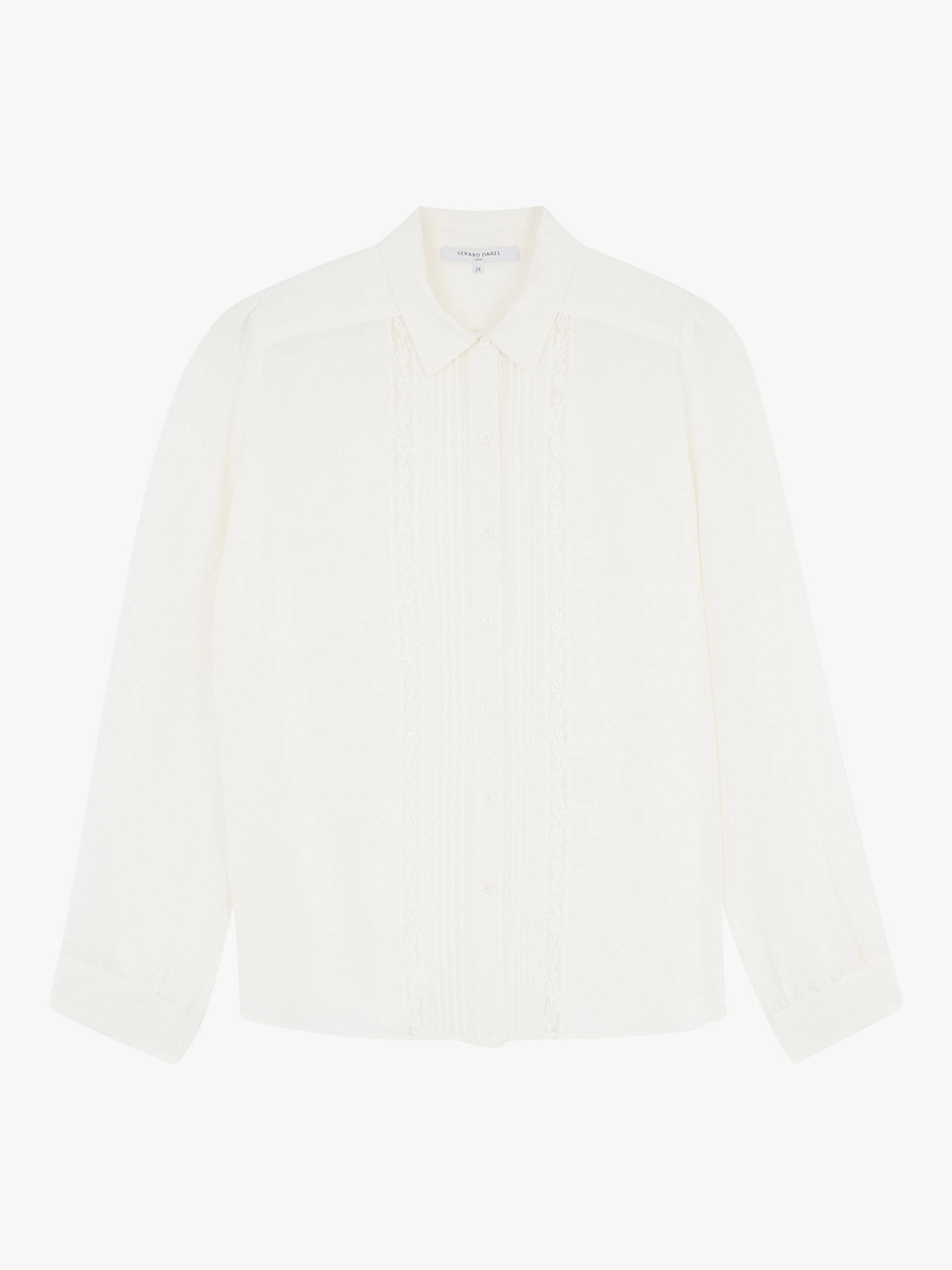 5f01f70a488db ... Buy Gerard Darel Leila Silk Blouse