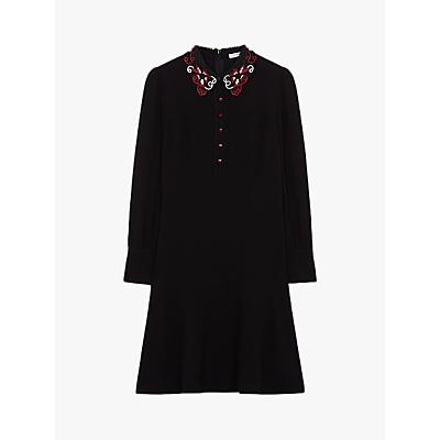 Gerard Darel Alizee Dress, Black
