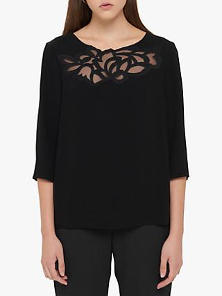 Gerard Darel Leslie Blouse, Black