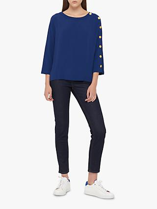 Gerard Darel Leia Blouse, Blue