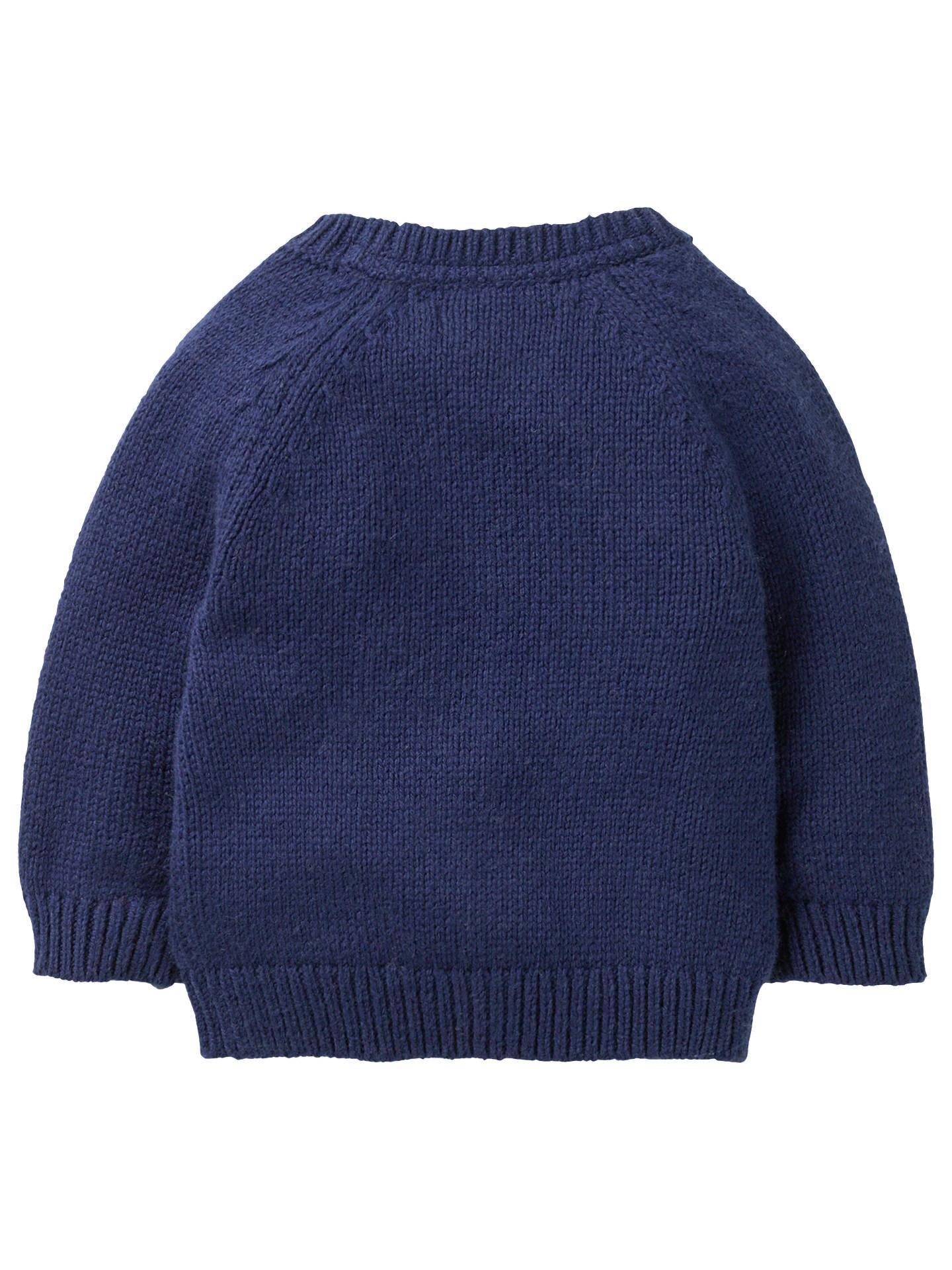fb5016f86 Mini Boden Baby Turtle Appilque Crochet Cardigan