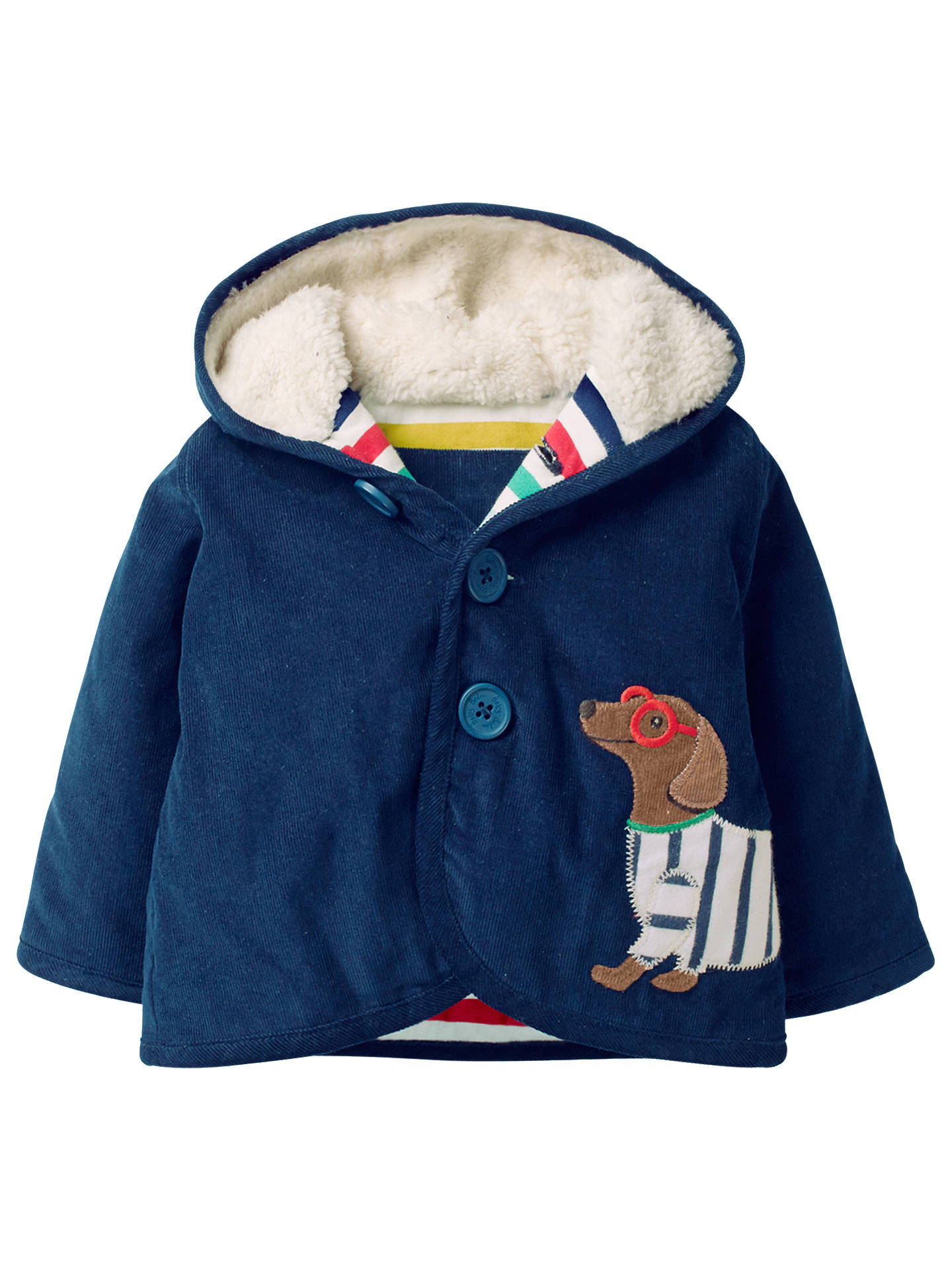 0edbc7ab9 Mini Boden Baby Cord Jacket