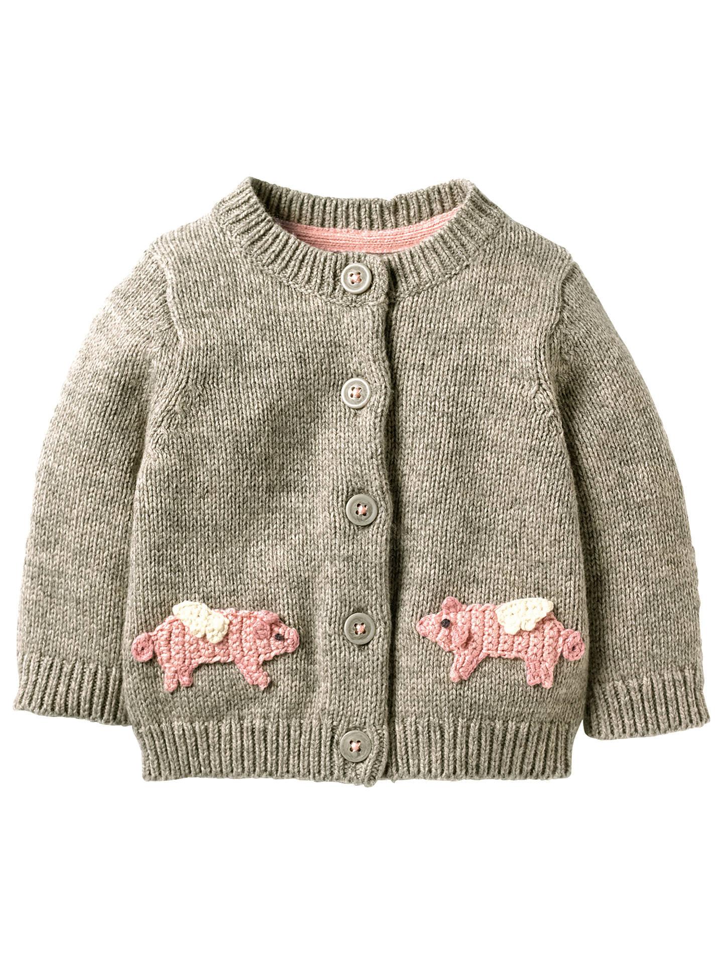9bffa0762732 Mini Boden Baby Character Crochet Cardigan