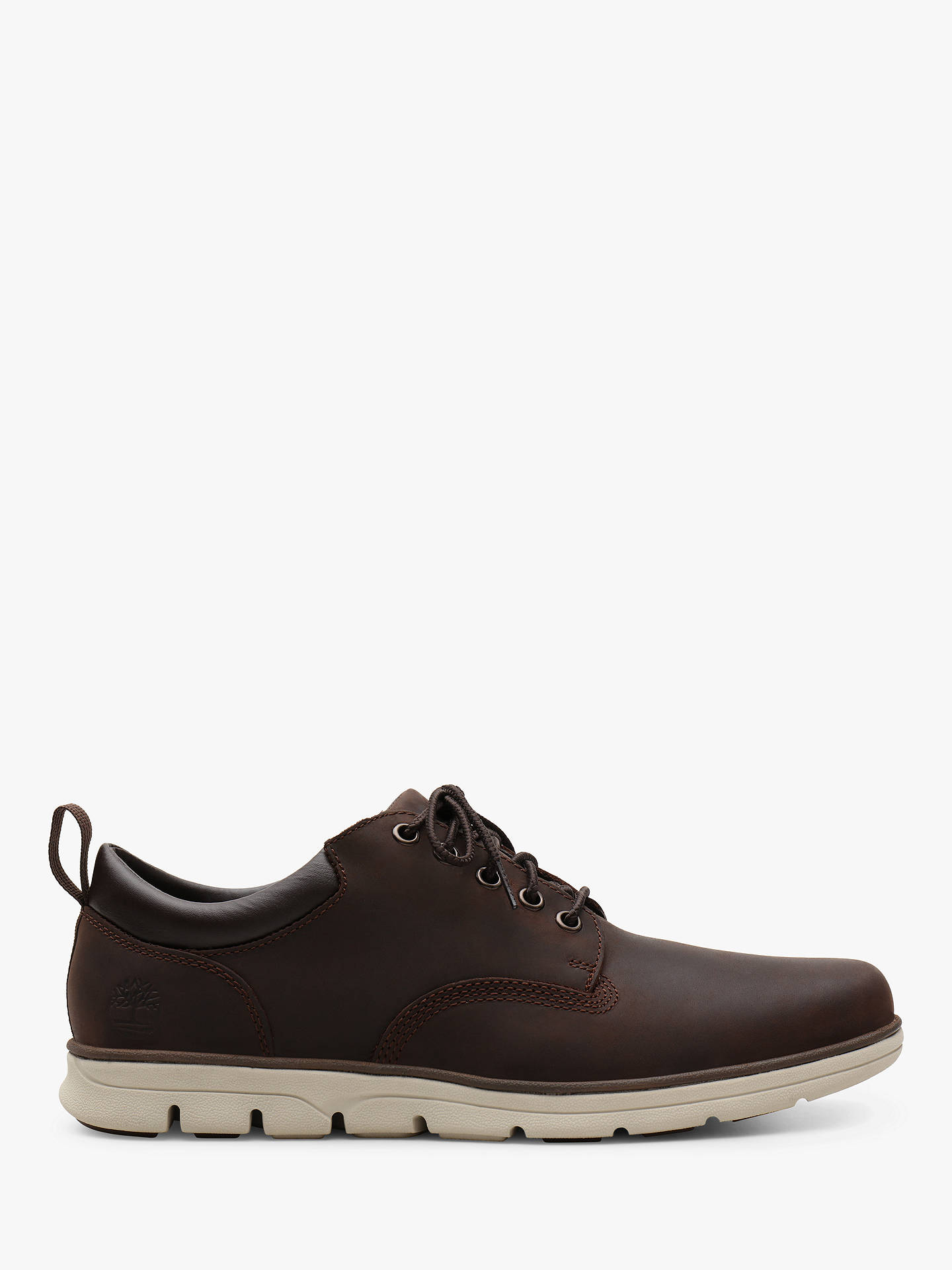 Buy Timberland Bradstreet Oxford Shoes, Brown, 8 Online at johnlewis.com