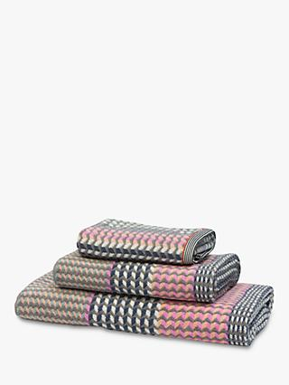 Margo Selby Camber Towels, Multi