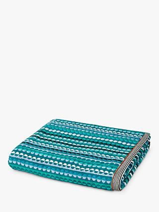 Margo Selby Mangrove Towels, Blue