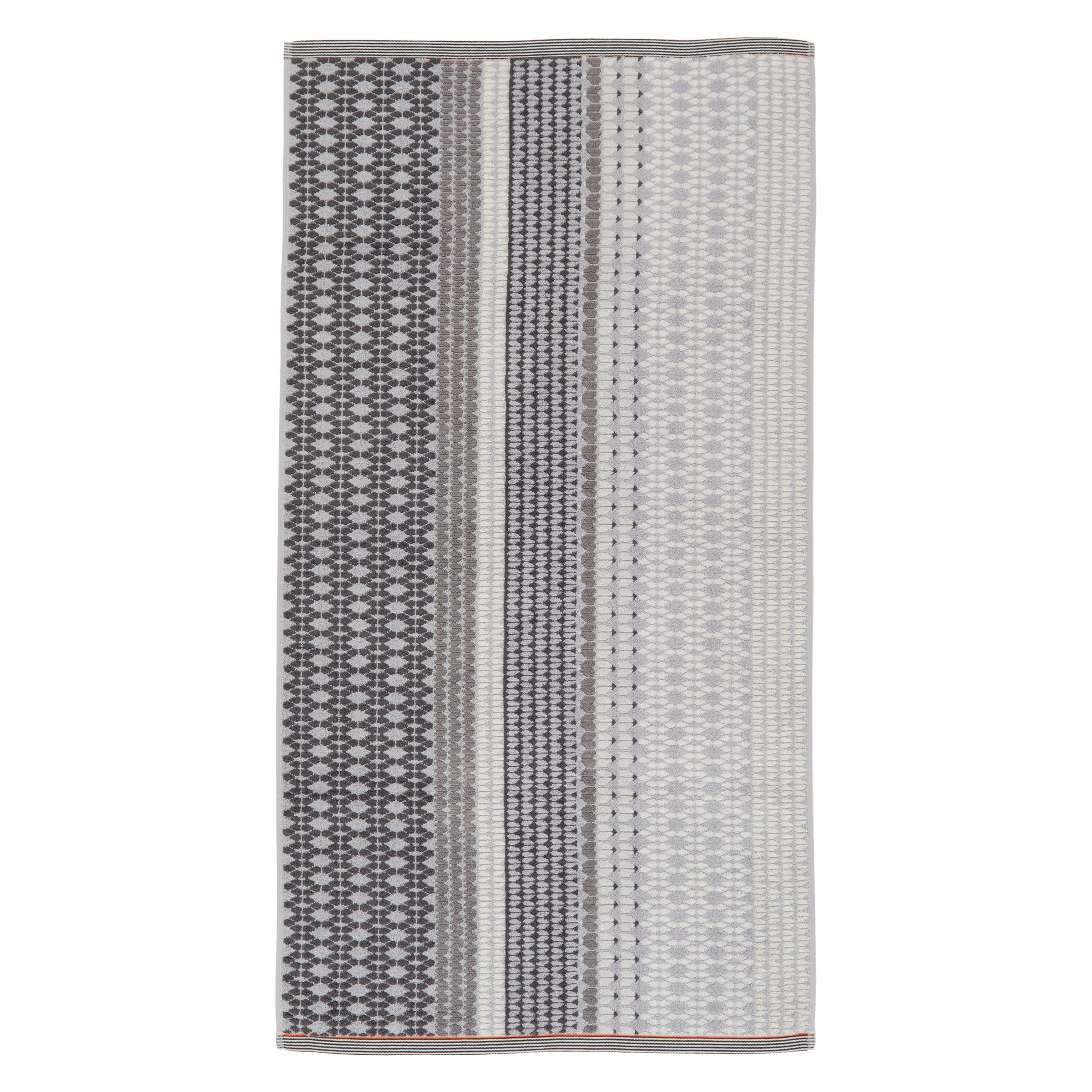 Margo Selby Margo Selby Tierney Towels, Grey