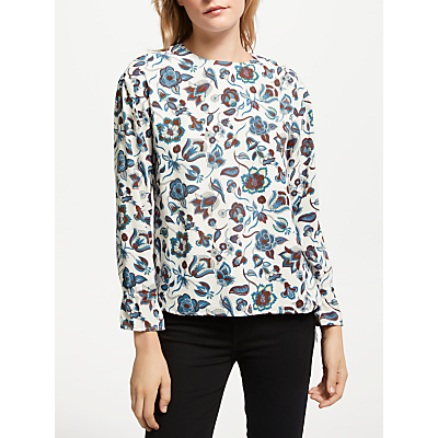 Great Plains Moray Floral Top, Multi