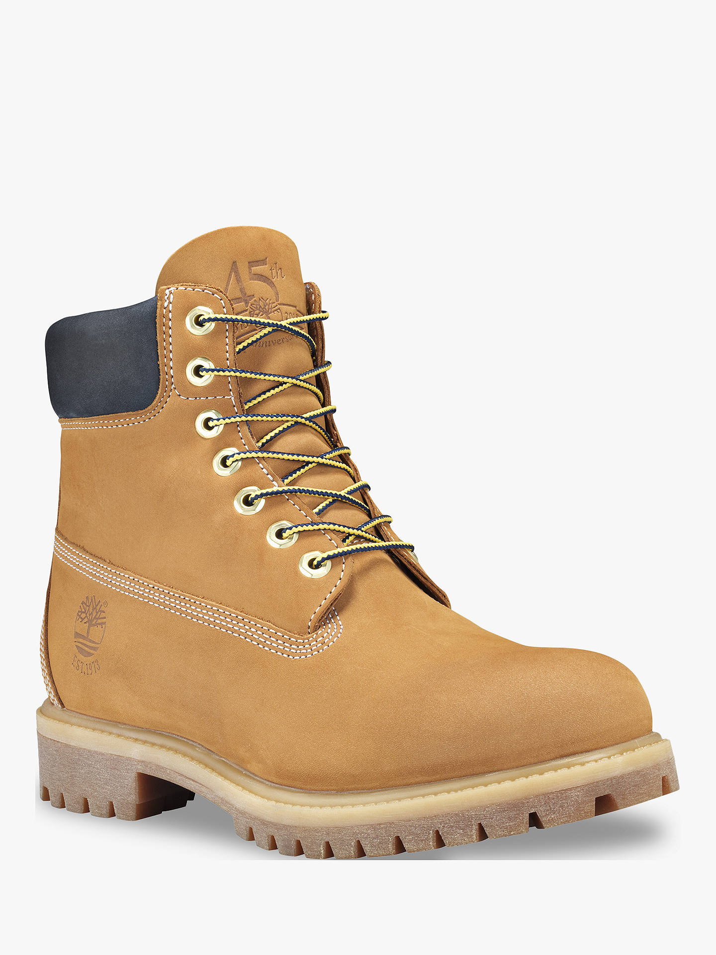 0ef05c43a7 Buy Timberland Classic 6-Inch Premium 45th Anniversary Waterproof Boots,  Wheat, 8 Online