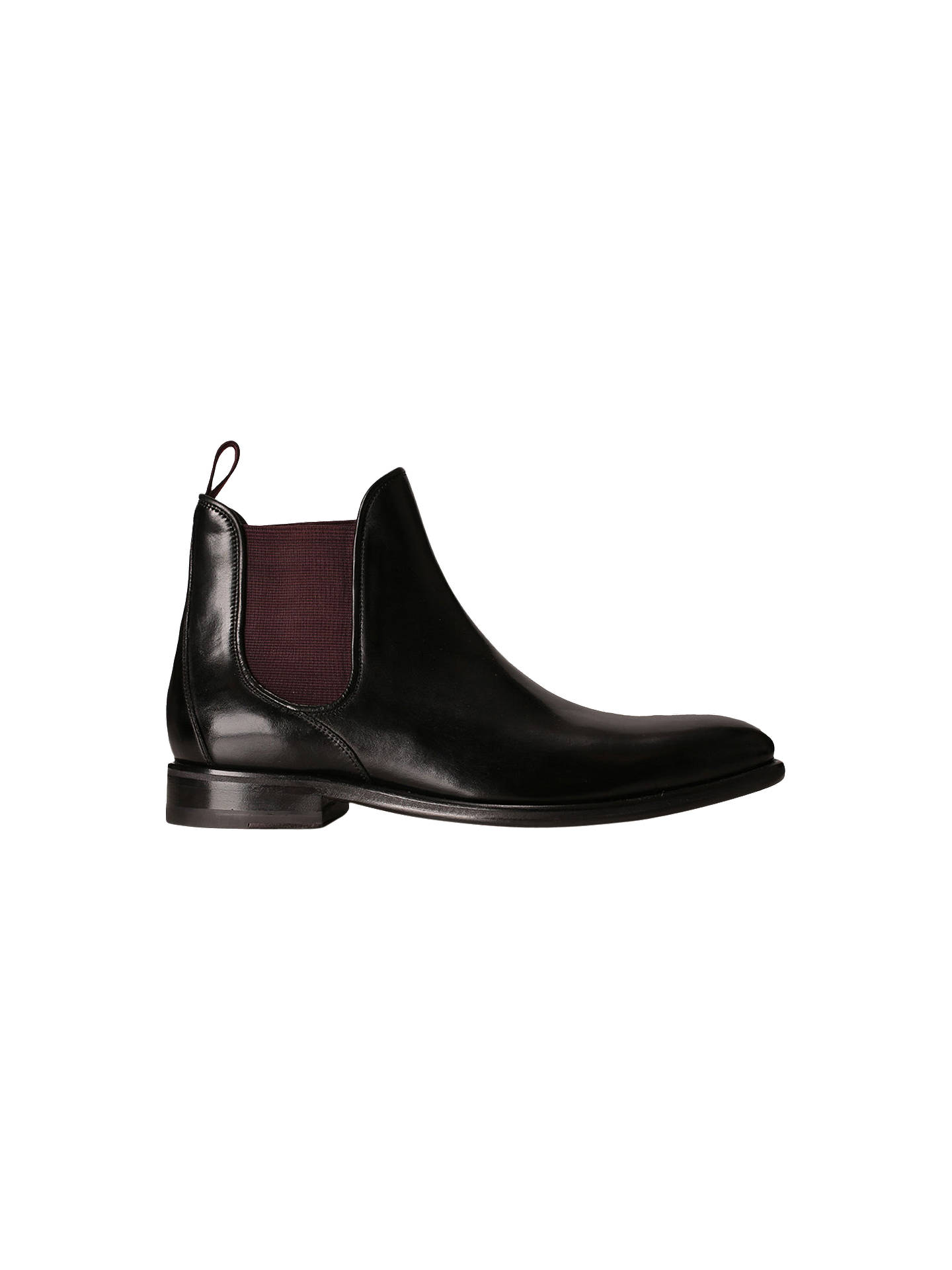 442bf2580 Oliver Sweeney Allegro Chelsea Boots, Black at John Lewis & Partners