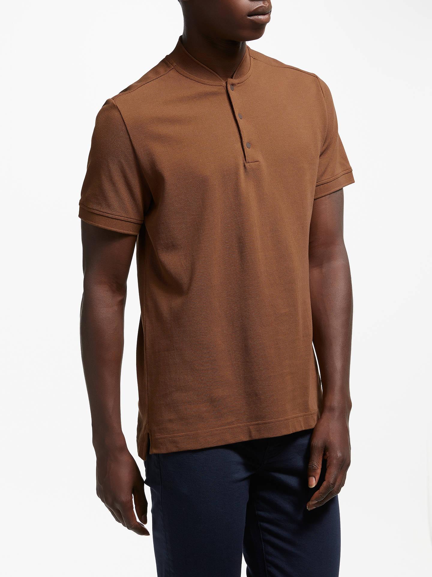 3aaf09122 Buy J.Lindeberg Leo Pique Polo Shirt