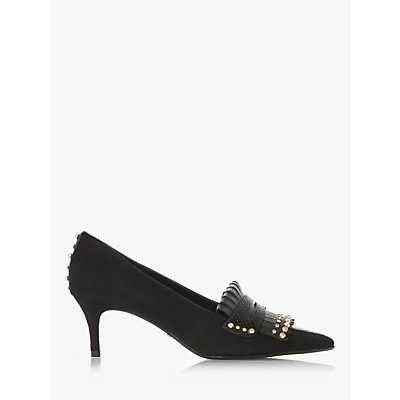 Dune Bryoney Pointed Court Shoes