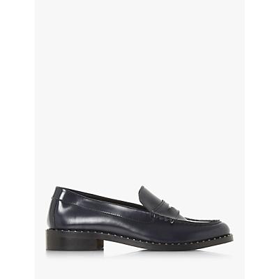 Bertie Graydon Block Heel Loafers