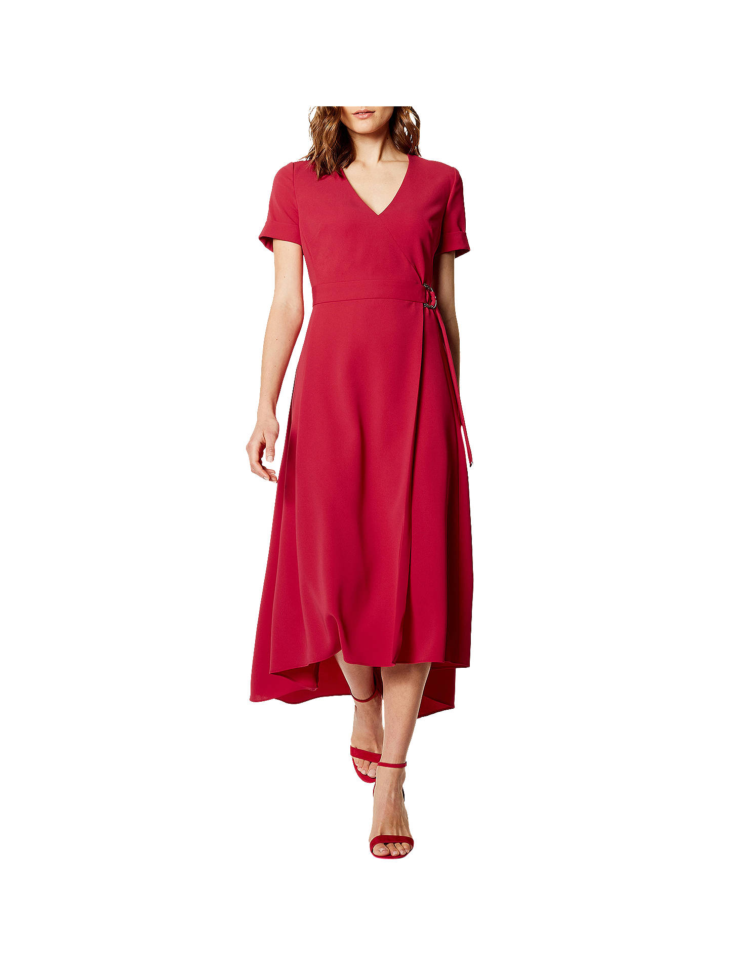 New KAREN MILLEN Oriental BNWT £210 Embroidery Corset Evening Party Dress SALE