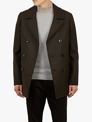 Pea Coat Men Style