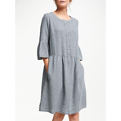 Thought Delfy Dress, Slate Grey