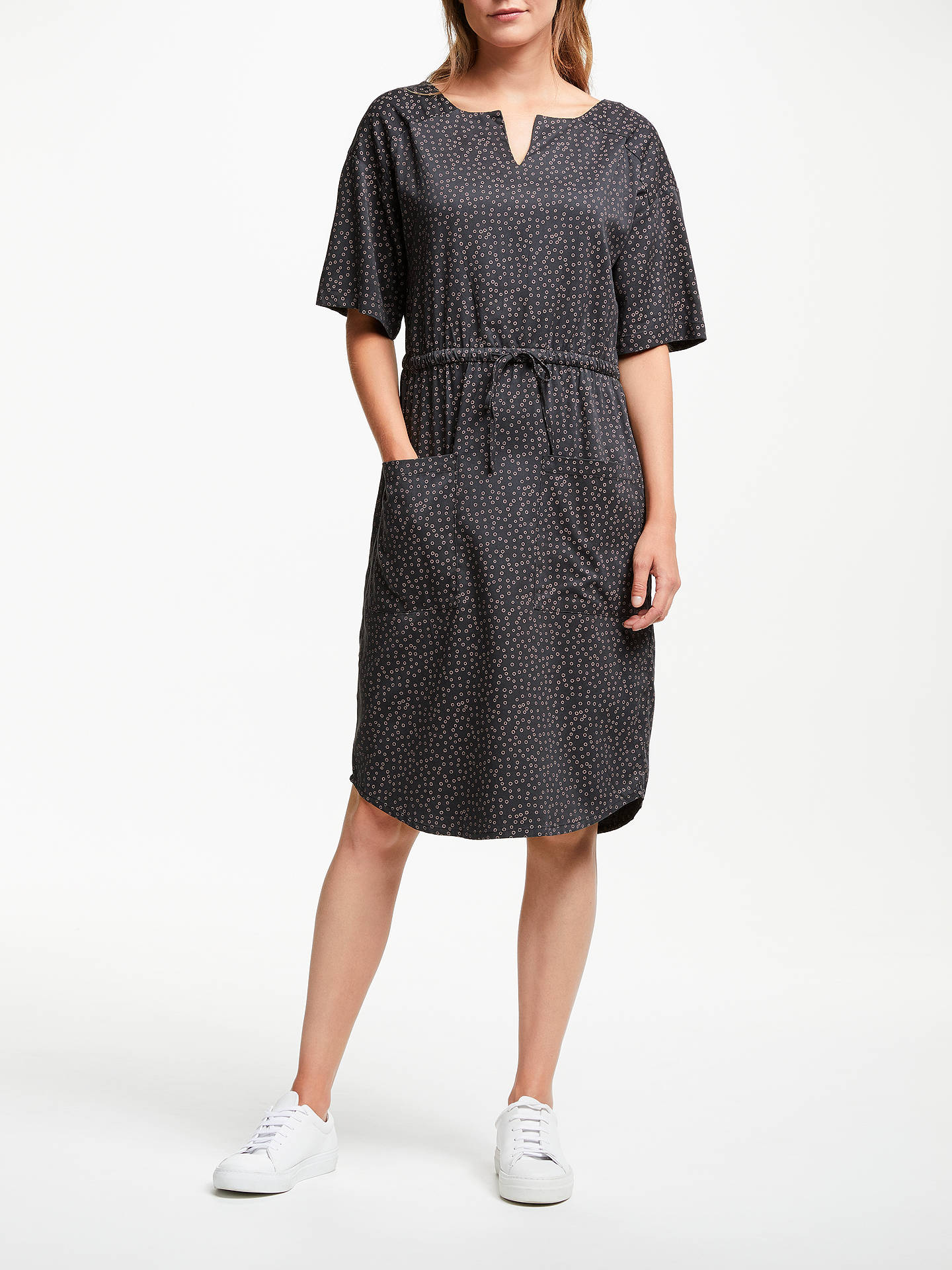 BuyThought Sheba Ray Dress, Graphite, 8 Online at johnlewis.com