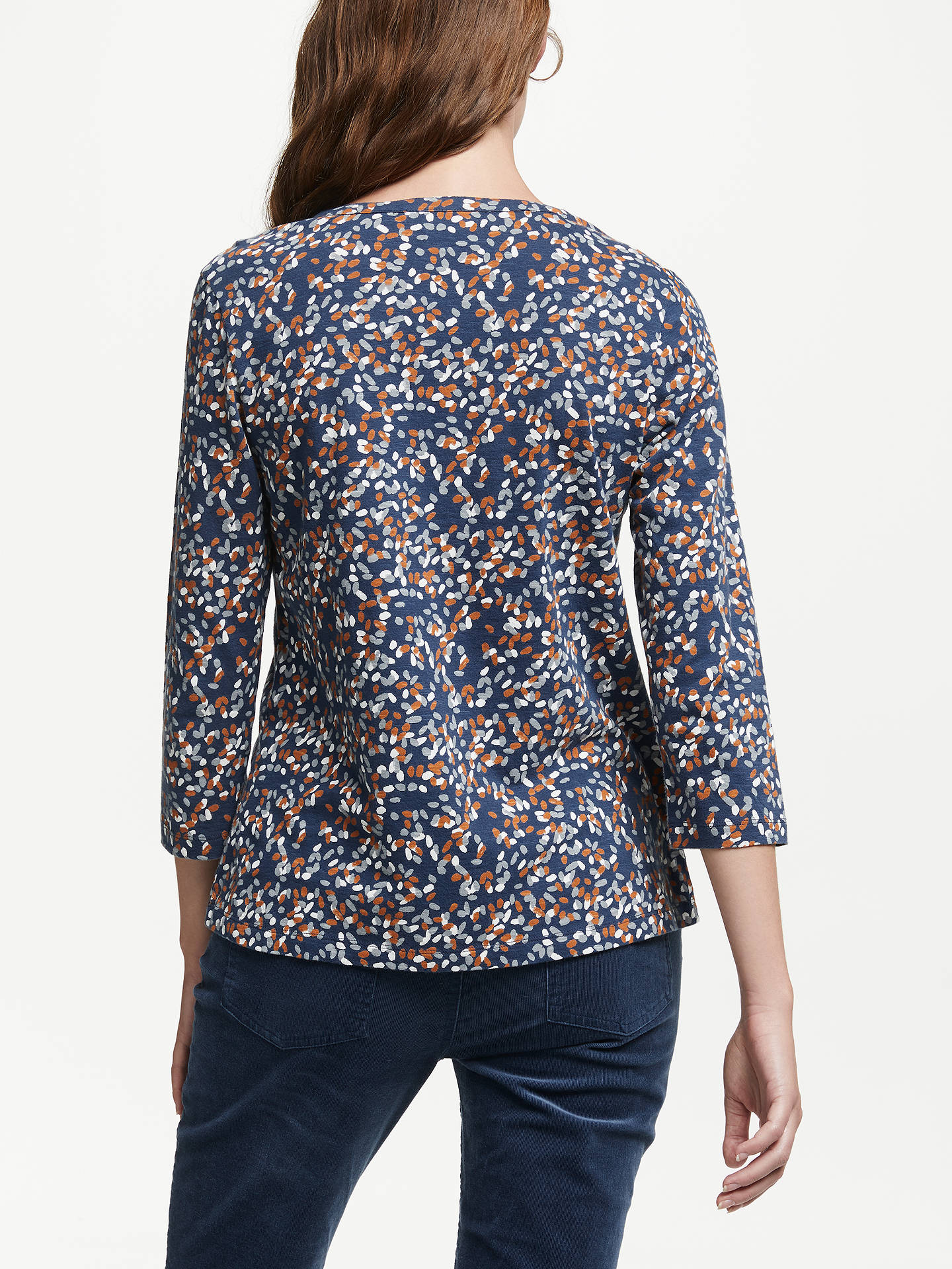 BuySeasalt Castor Top, Paint Dots Night, 16 Online at johnlewis.com