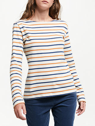 Buy Seasalt Sailor Jersey Top, Duet Night Envelope, 8 Online at johnlewis.com