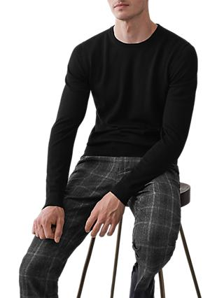 02295936c Reiss Wessex Knit Merino Wool Jumper