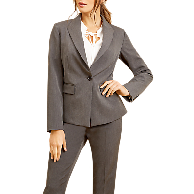 Fenn Wright Manson Petite Raye Tailored Jacket