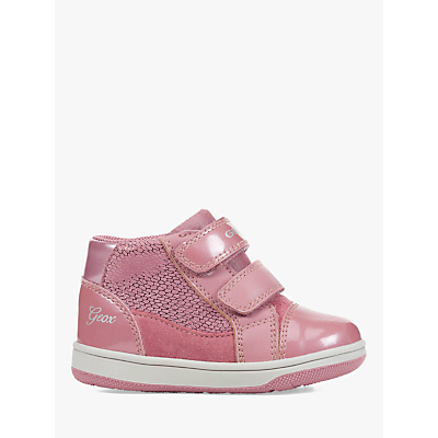 a06e0d599e Geox Children's B N.Flick Double Riptape First Shoes   £33.25 ...