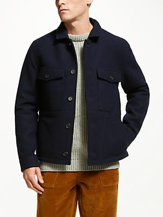 Gloverall for John Lewis & Partners Workwear Jacket