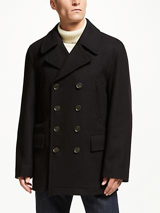 Gloverall for John Lewis & Partners Churchill Reefer Coat