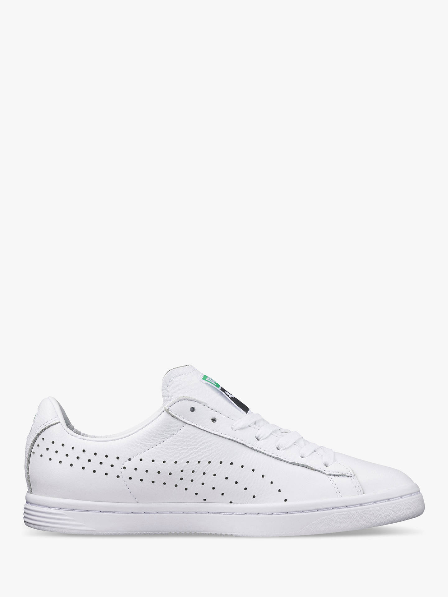 c6f84952d Buy PUMA Court Star Men's Trainers, White, 9 Online at johnlewis. ...