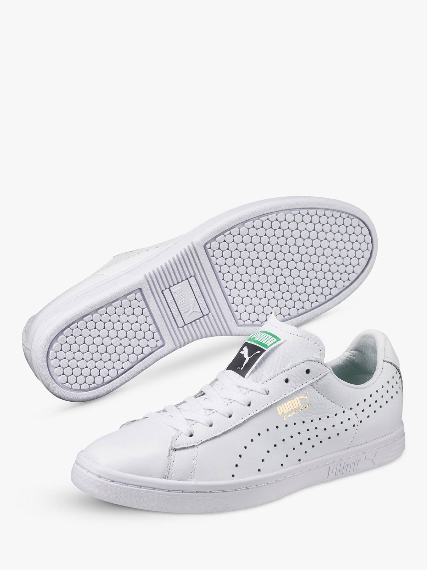 PUMA Court Star Sneakers Mens Trainers