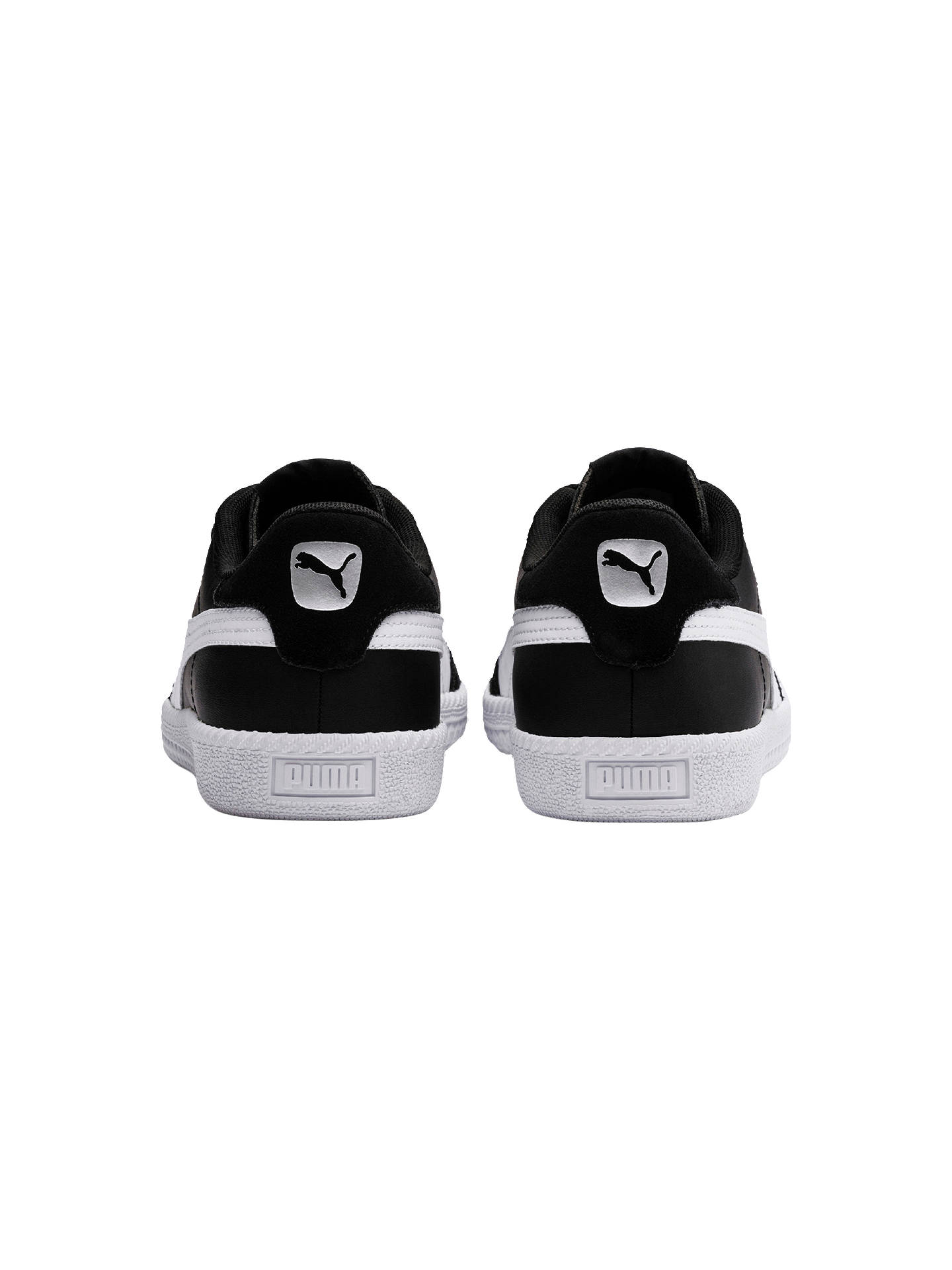 BuyPUMA Astro Cup SL Men's Trainers, Puma Black/Puma White, 9 Online at johnlewis.com