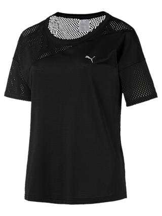 PUMA Blocked Mesh Training T-Shirt