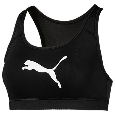 PUMA 4Keeps Sports Bra, Black