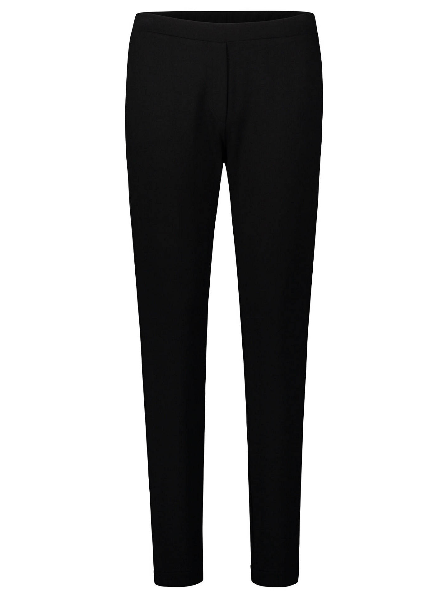 Buy Betty Barclay Jersey Trousers, Black, 12 Online at johnlewis.com