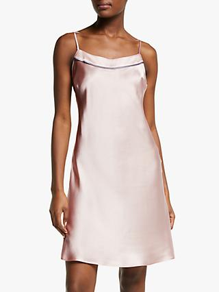 John Lewis   Partners Silk Piped Chemise 3b1608d00