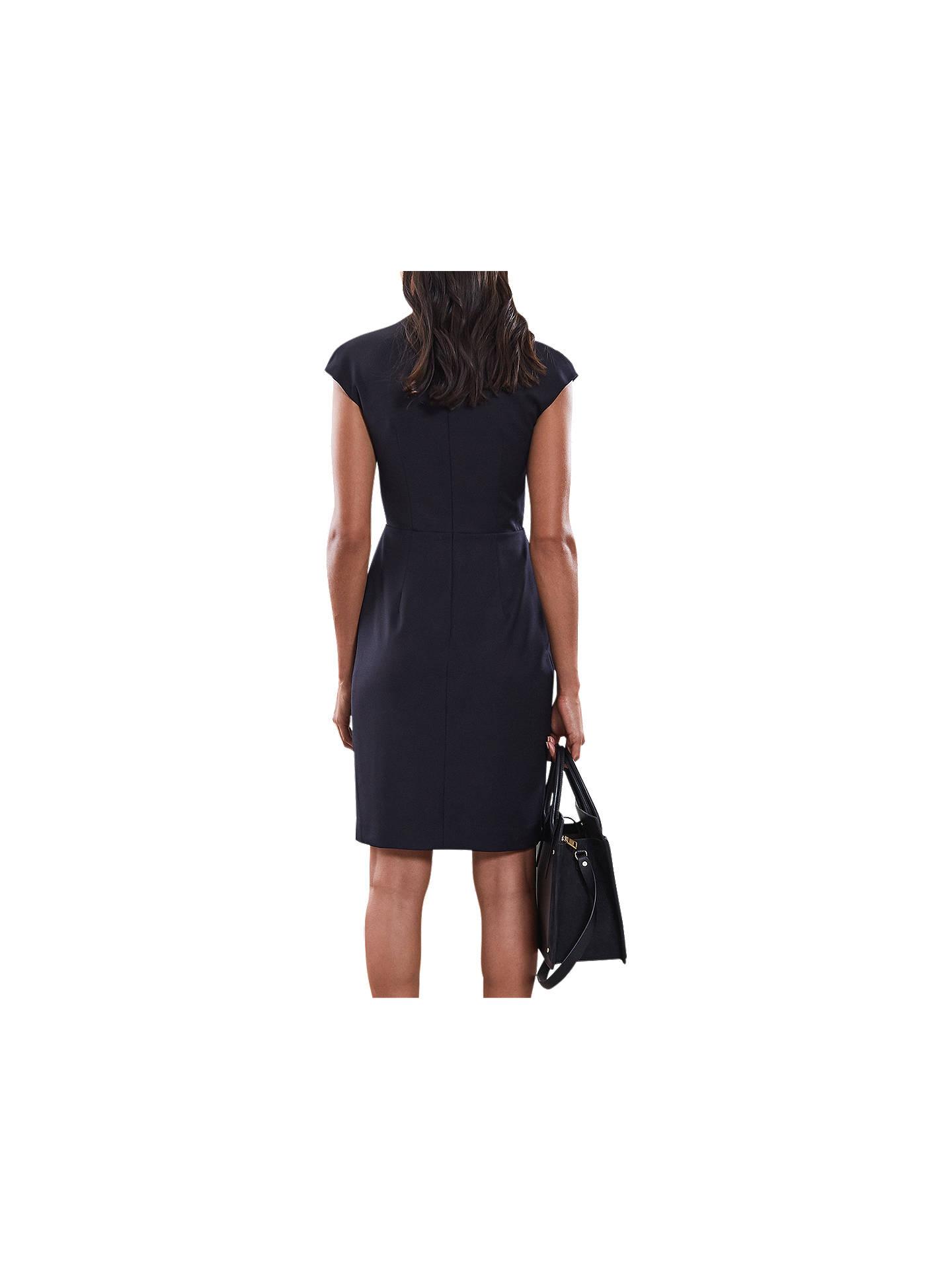17fb7016061 ... Buy Reiss Fenton Tailored Wrap Bodice Dress
